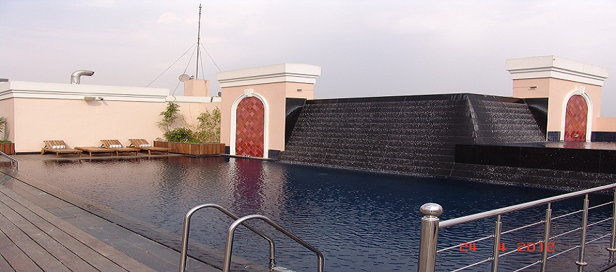 AmritNeer Water Solutions swimming pool